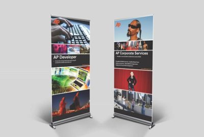 photo banner display